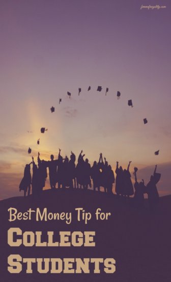 This really is a great money tip for college! It's not always fun, but it's how I got through my program without a lot of cash.