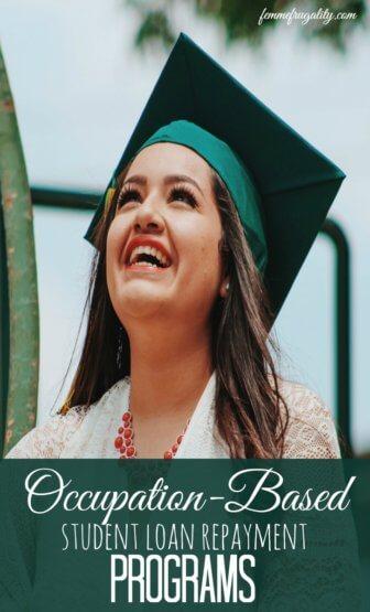 Student loan repayment programs for doctors, nurses, vets, STEM majors, lawyers, educators and more!