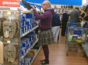 walmart skirt