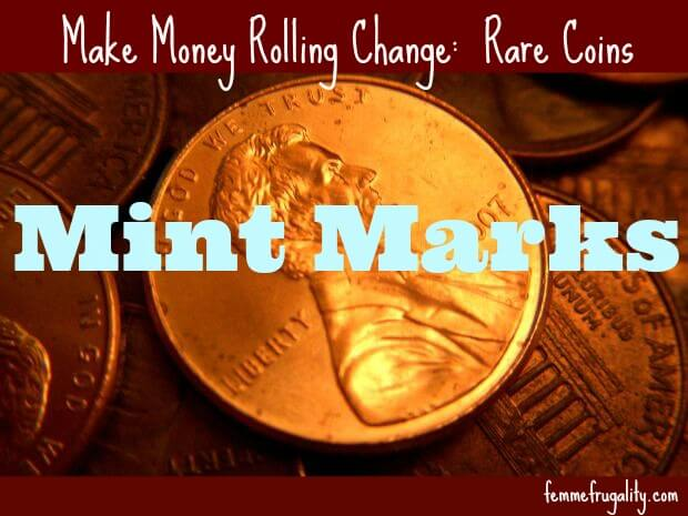 what are mint marks