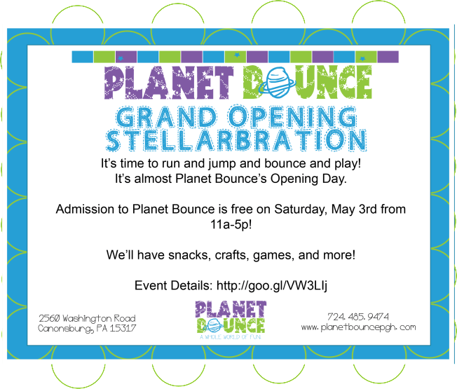 Planet Bounce Stellarbration