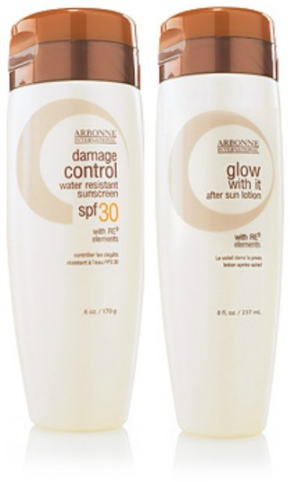 Arbonne Damage Control Glow With It