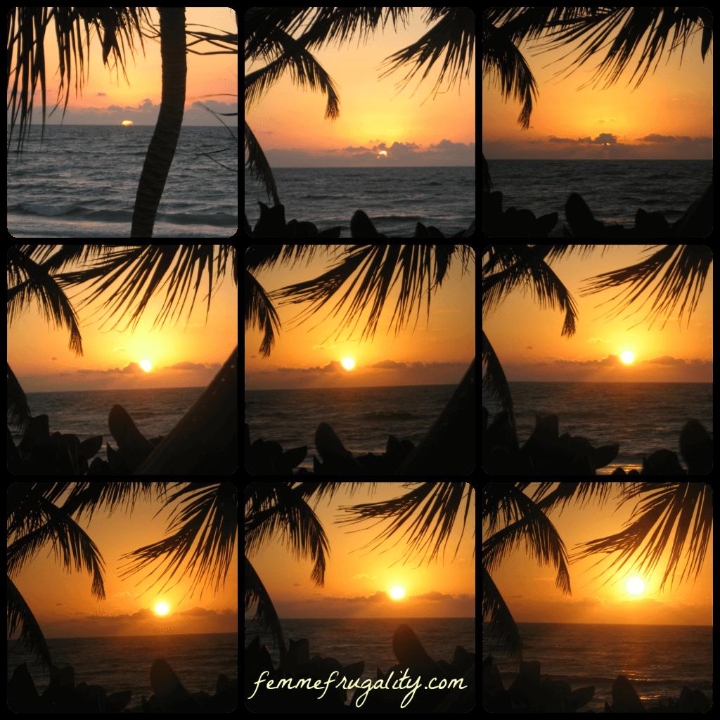 sunrise yucatan
