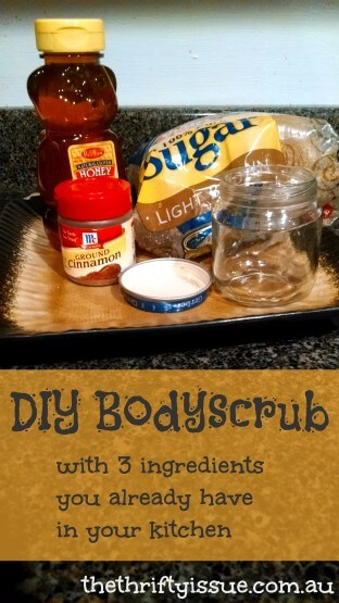 DIY Body Scrub