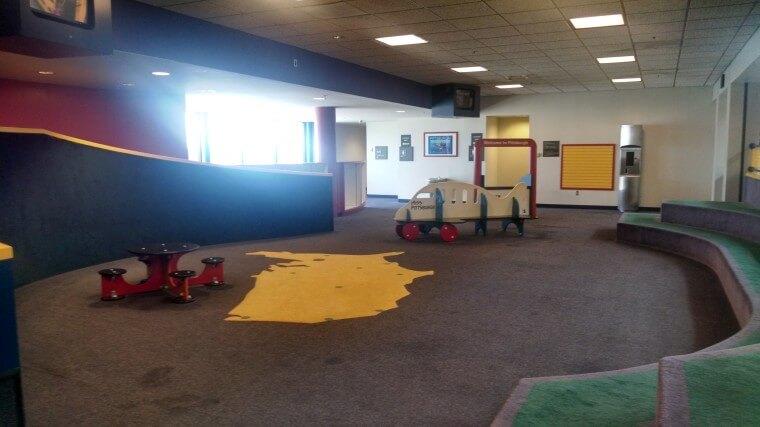 Pittsburgh Airport Playground