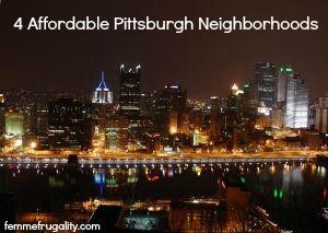 affordable pittsburgh neighborhoods