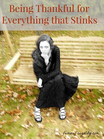 everything stinks