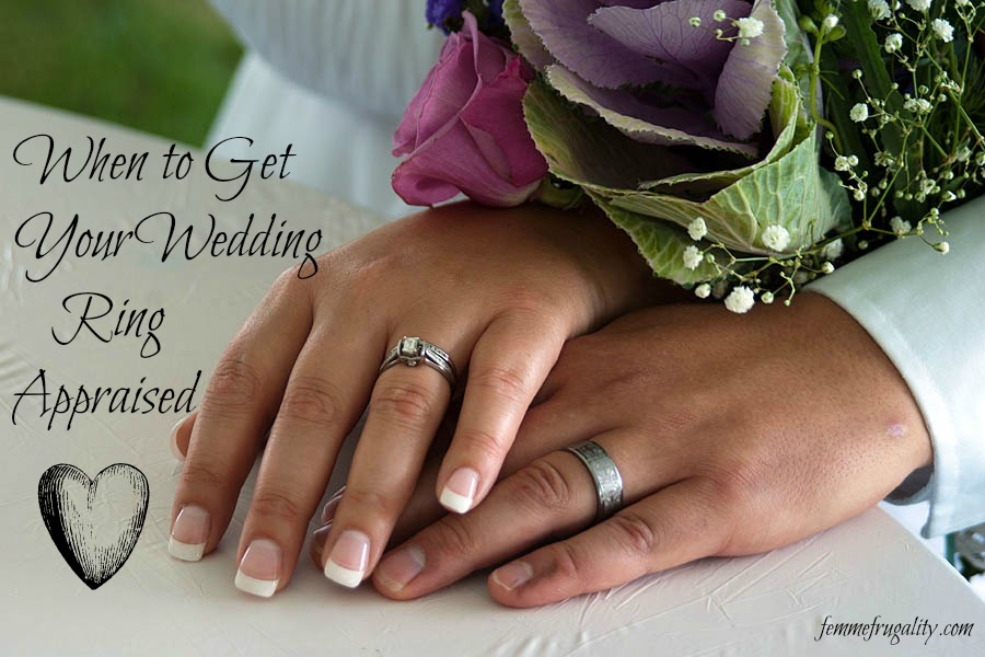 Why You Shouldnt Set and Forget Your Wedding Ring Insurance Femme