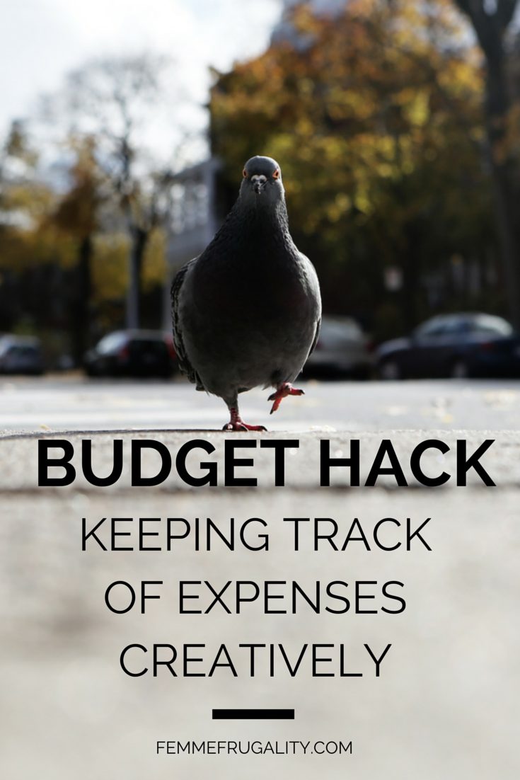 Keeping Track of Your Expenses