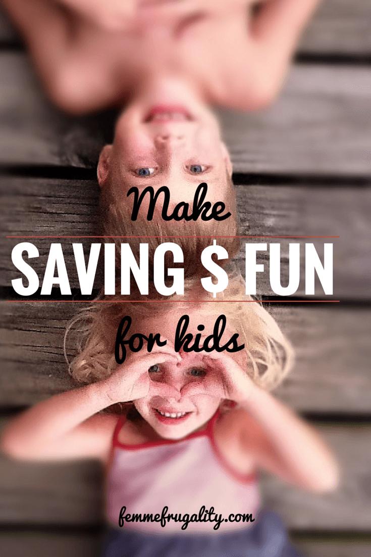 3 great ideas to make saving money fun for kids