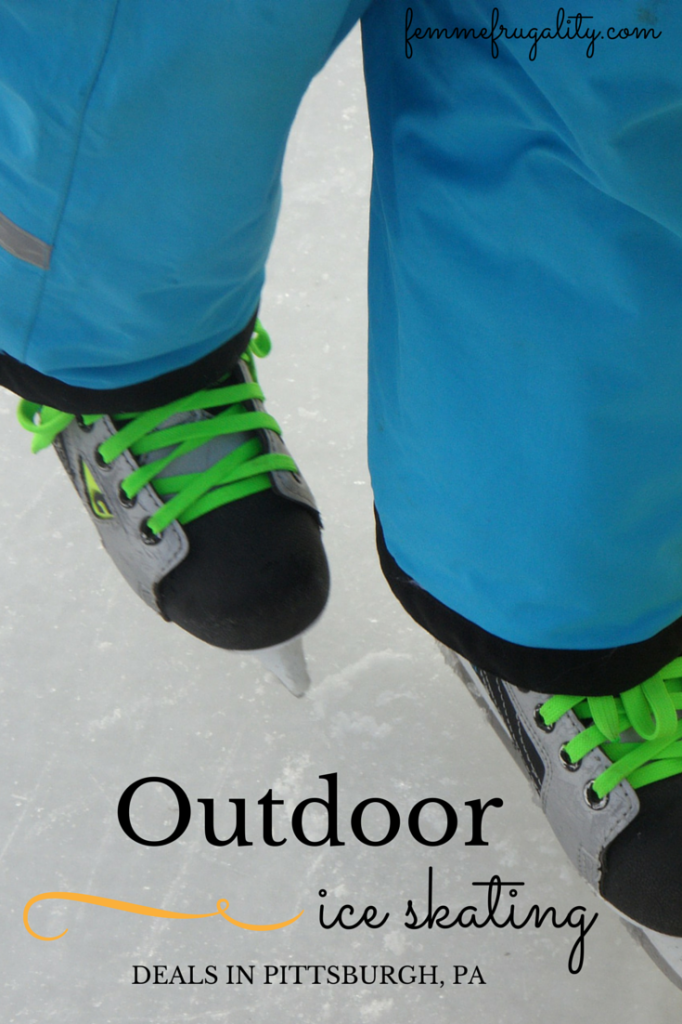 Outdoor Ice Skating Deals