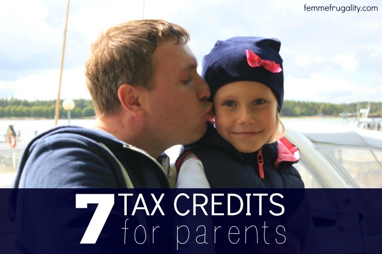 tax credits for parents