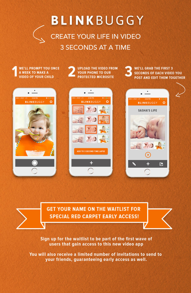 This free app makes a time lapse video of your child growing up!