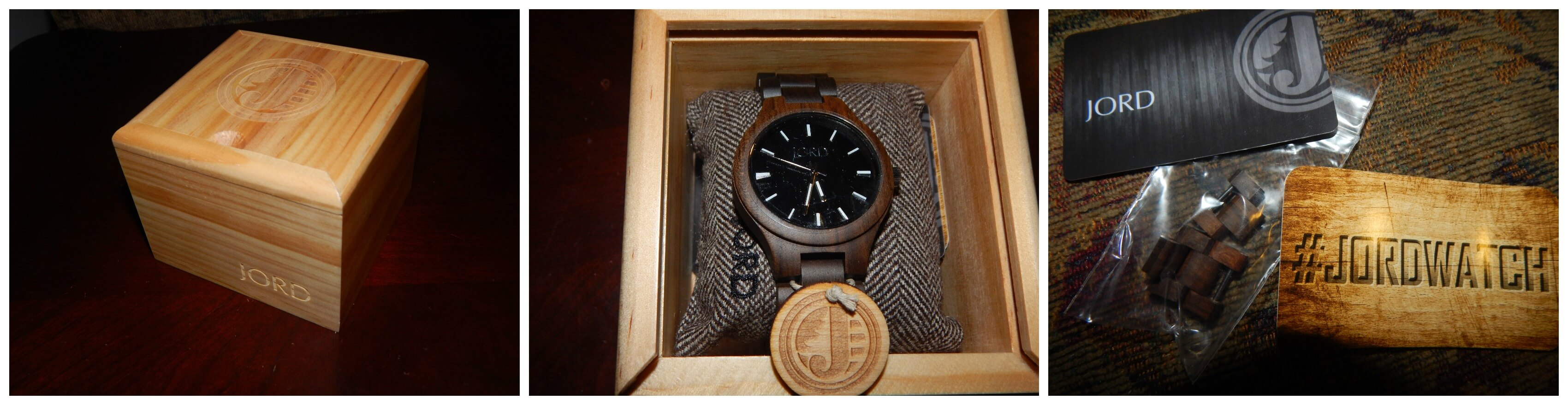 Enter to win your own JORD wood watch. Giveaway ends 3/25/15