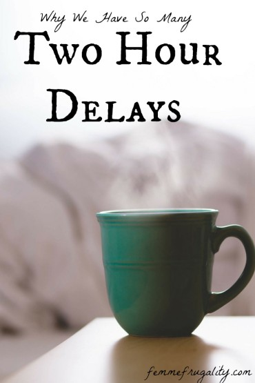 Wondering why we have so many two hour delays? The answer may just be hiding behind overtime pay.