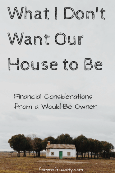 Buying a home can be wonderful, but it can also turn into a money pit. Here are our priorities to make sure we land on our feet on the other side of home ownership.