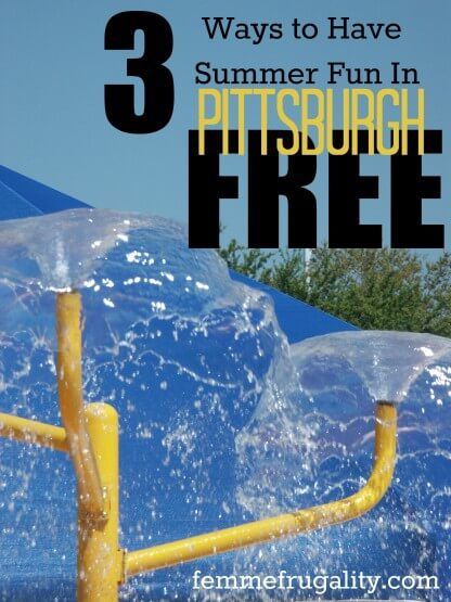 3 Ways to Have Free Family Fun in Pittsburgh This Summer