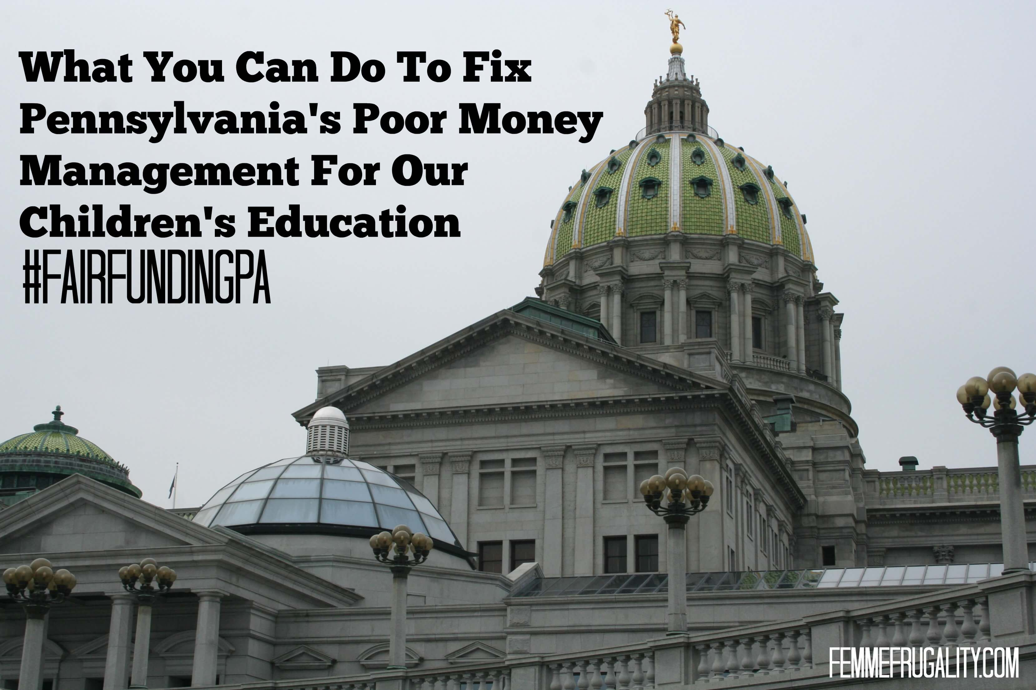 Pennsylvania is one of only 3 states that lacks a basic education funding formula. Our children are the ones who suffer. Find out how you can help EVERY child get access to a quality education today.