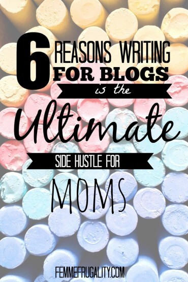 Find out why writing for blogs is perfect for moms, and how you can start doing it from your own home.