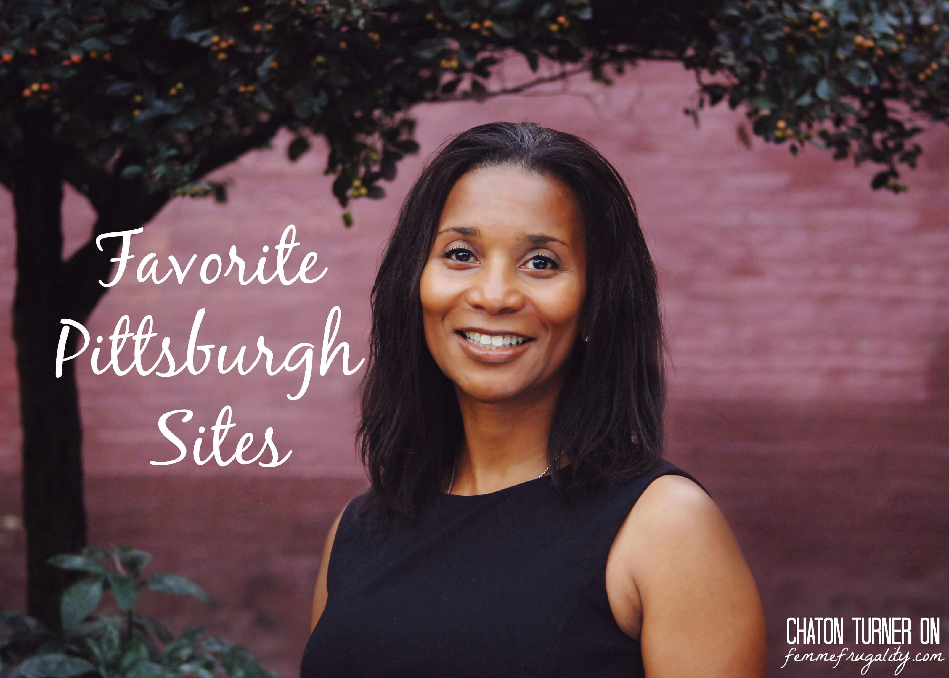 Find out Chaton's favorite Pittsburgh spot. It comes with a dash of social entrepreneurship.