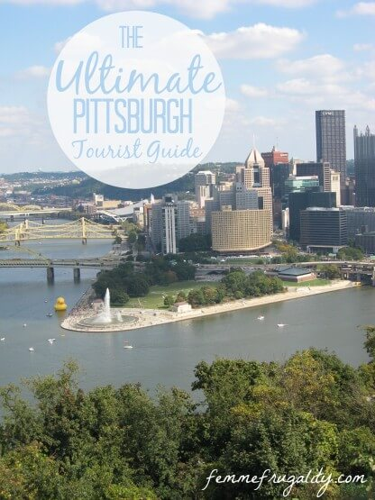 From education to night life, free attractions to upscale romantic restaurants, this tourist guide has the best of the best Pittsburgh has to offer from locals who know.