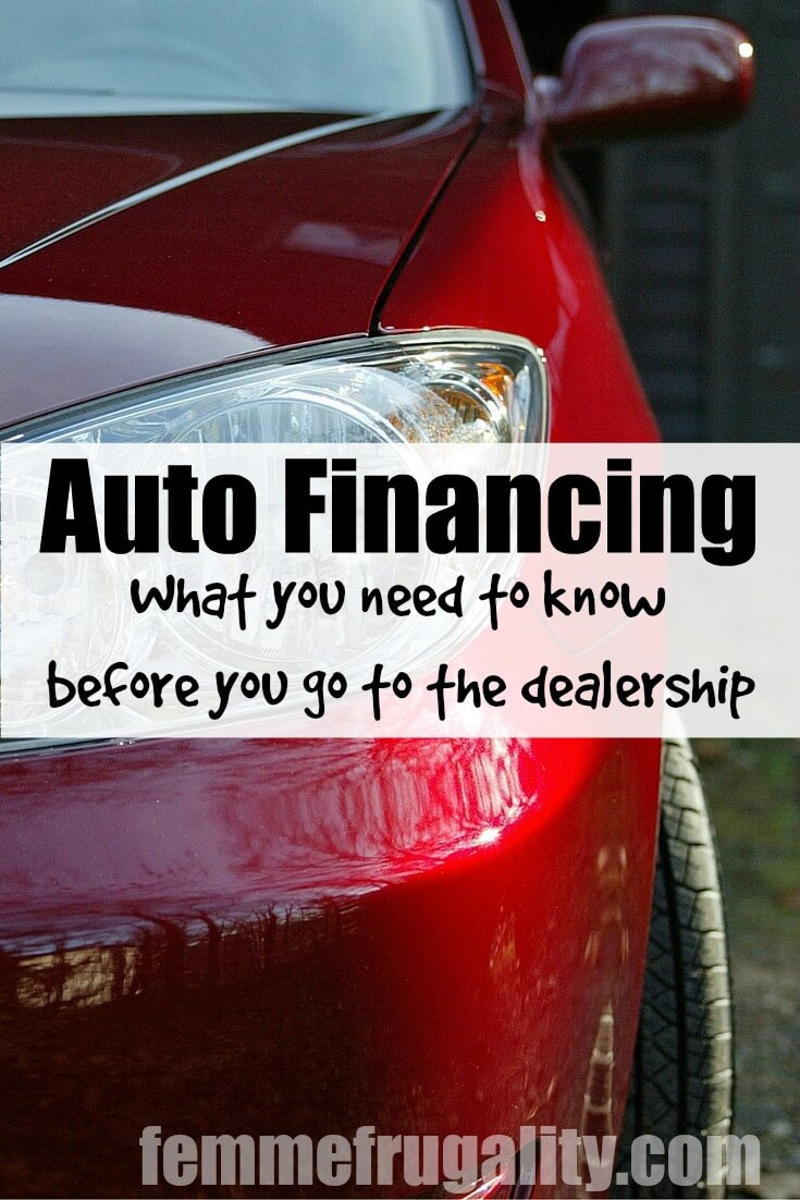 Know your auto credit score? Have you shopped around? Are you prepared for a bidding war? Brush up on your auto financing knowledge before your next trip to the dealership.
