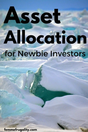 Want to start investing, but have no idea where to start? Check out these general definitions about asset allocation to help you gain your footing.