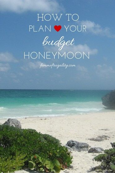 My one-stop tool I used to plan every aspect of my honeymoon on a budget.