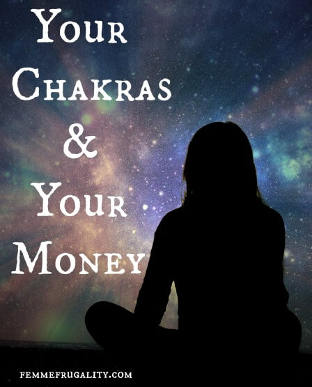 your chakras your money