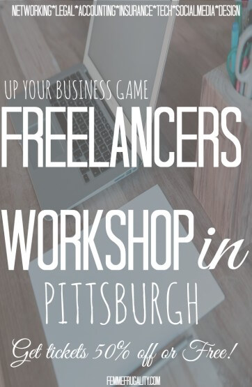 Whether you're a new freelancer or seasoned vet, this Freelancers Workshop will provide you with answers to all your self-employment questions.