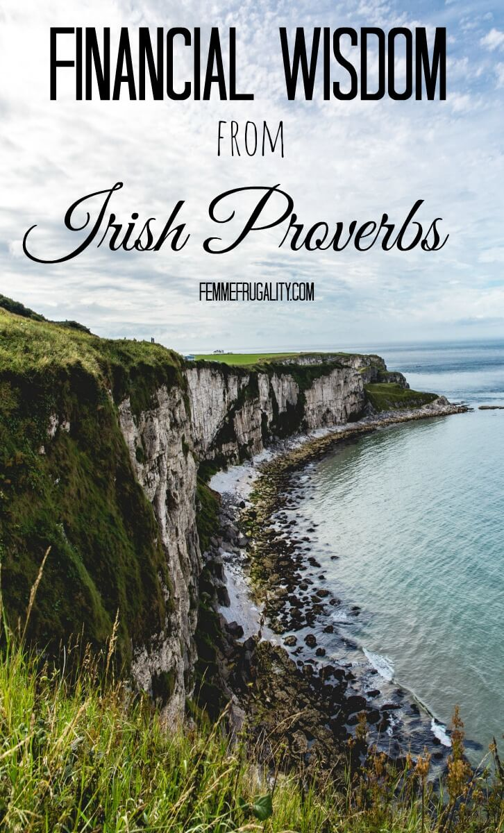 What a fun blog post! Loving these Irish sayings that inspire money smarts.