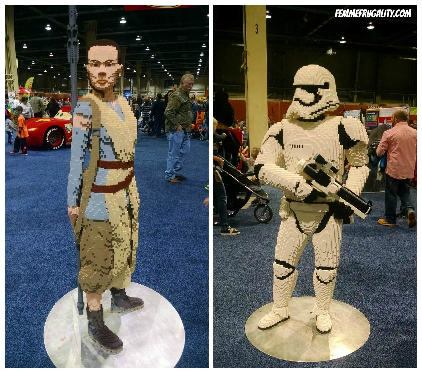 star wars lego kidsfest