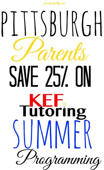 Hurry to book your summer tutoring sessions and creative classes at a discount! Love this business's philosophy on children and edcuation!