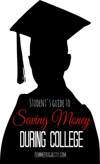 I'm definitely going to use some of these methods to save money during college. Didn't even think of the third one!
