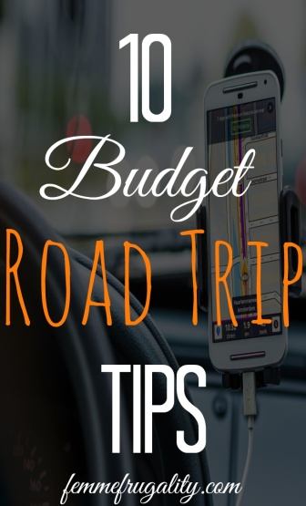 These are crazy helpful budget road trip tips! #9 especially!