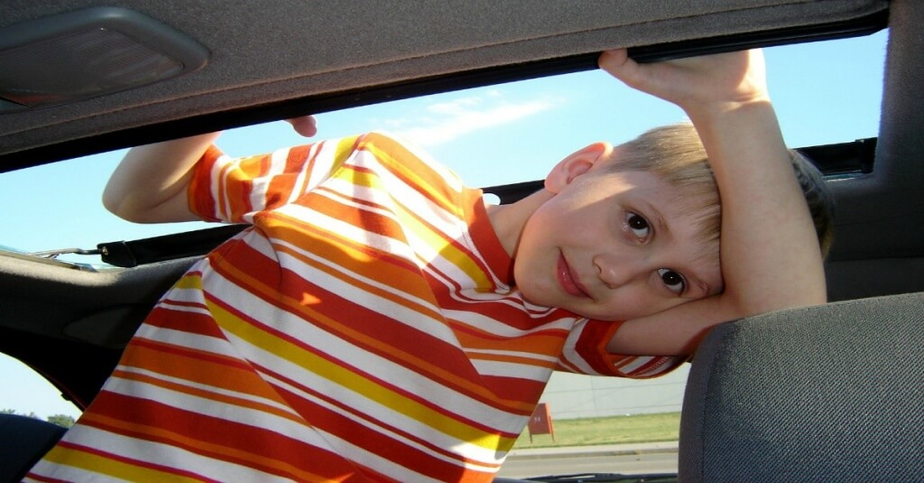 Great ideas for keeping kids distracted on the road!