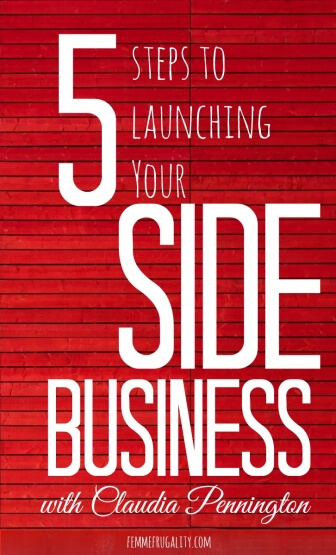 Totes need to take this course! Have been thinking about launching my own side business for sooo long...