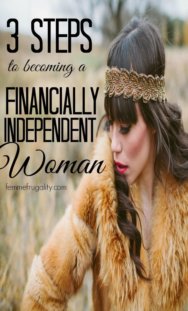 This is amazing for those who lost a partner or are going through a divorce. We really can be financially independent women!