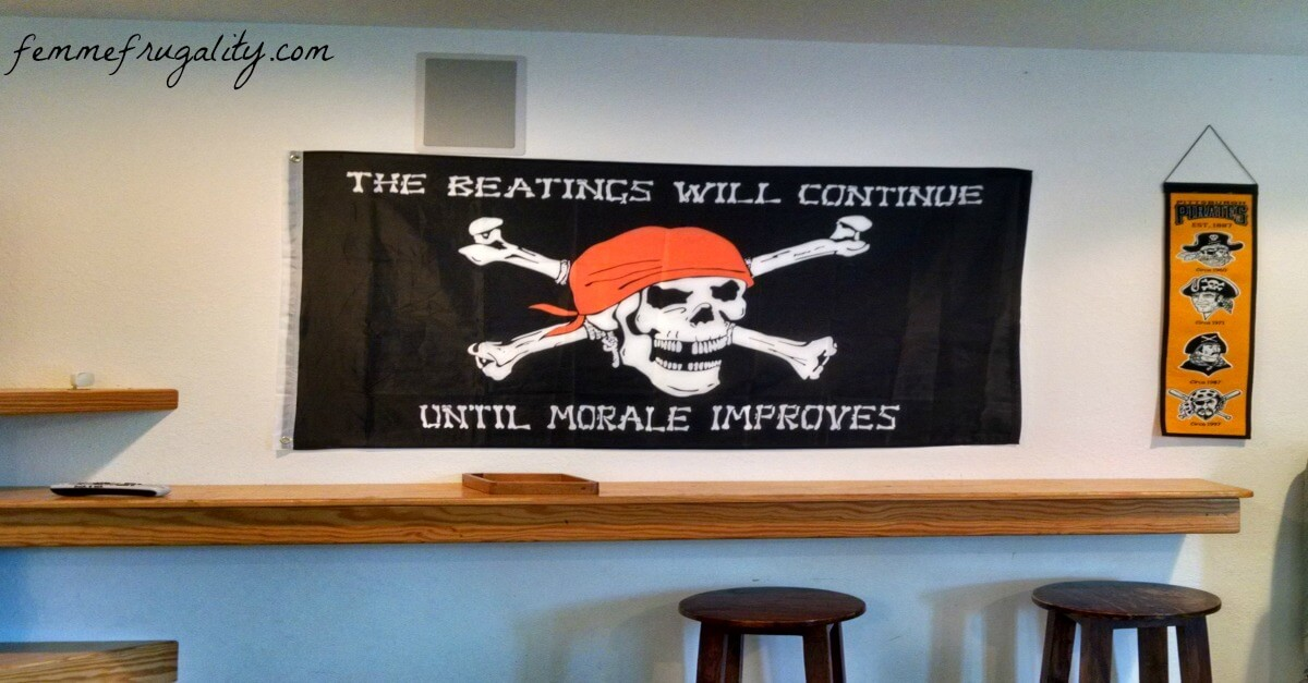 You know you're a long-time Pittsburgh Pirates fan when you get the true depth and pain of this humor.