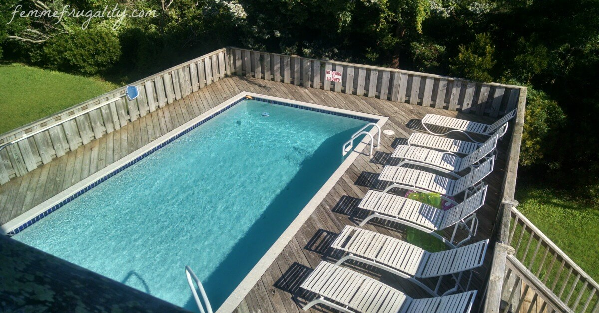 outer beaches vacation rental buc n eer