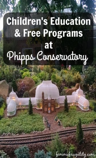 Defintely will be using this guide to save money the next time we go to Phipps Conservatory!
