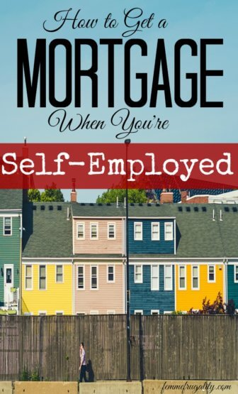 Self-employed and mortgage are two word that didn't get along for me. Here are some great tips from a loan officer to make it all possible!