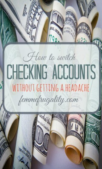 I've wanted to switch checking accounts for a long time for a higher interest rate---surprised at how simple it is!