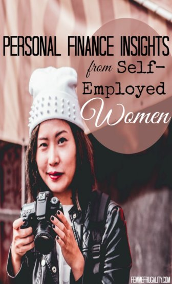 Some insights I wouldn't have thought of, and some great questions posed. Personal finance from self-employed women.