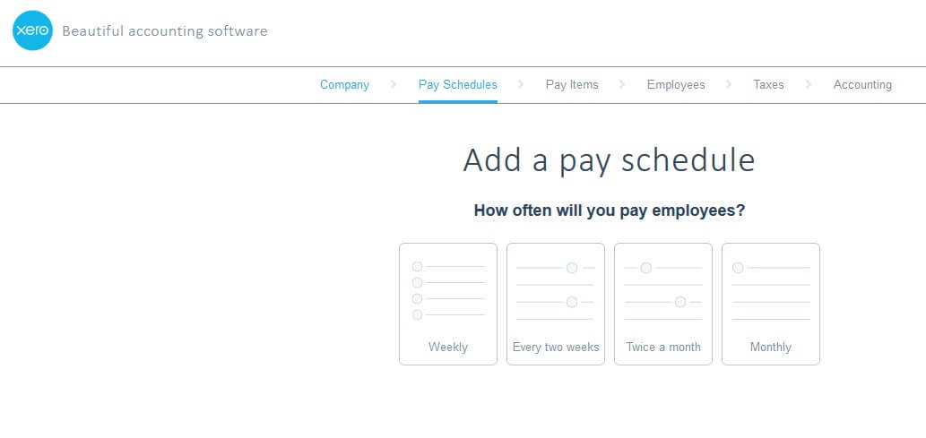 Affordable payroll software for small business owners.