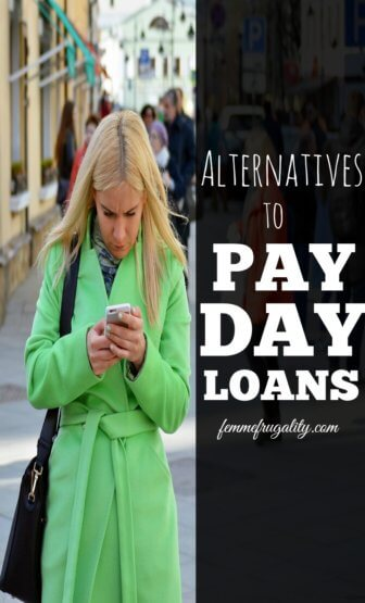 Super smart alternative to payday loans!