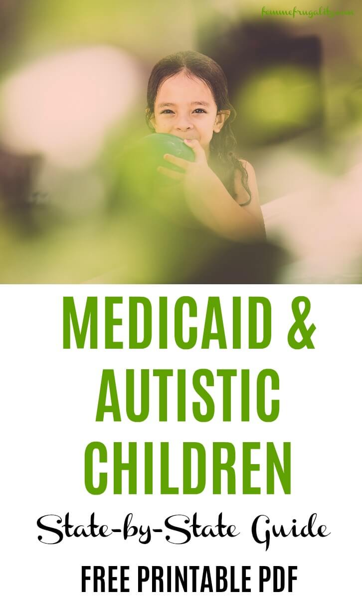 Pinning for my nephew. They don't have Medicaid coverge in his state and it's really hard because of the services he needs with autism. Maybe another state could help them out better.