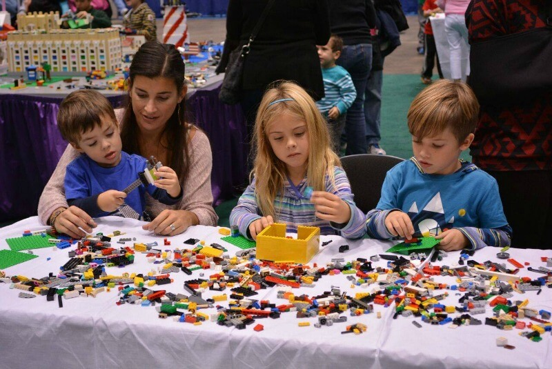 Promo code to save money on LEGO Brick Fest Live! Tickets