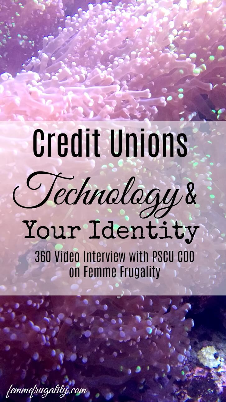 I didn't know credit unions were so tech-forward! Interesting tips on how to protect your identity, too.