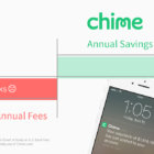Use Chime's Round Up feature to save more than you thought possible without even trying!